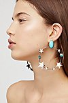 Thumbnail View 3: Find Your Stars Hoop Earrings