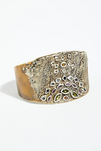 Set Free Diamond Cuff