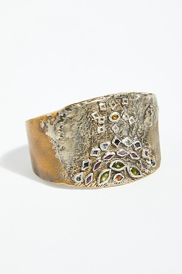 Slide View 1: Set Free Diamond Cuff