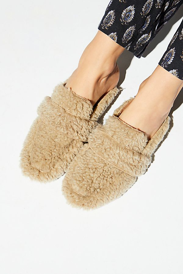 c0704e9b4b5 Faux Shearling At Ease Loafer