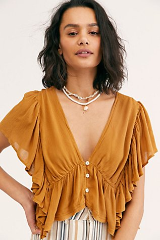 Valentina Top by Free People