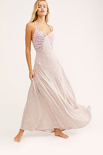 2dd52d1667dd Song of Summer Maxi Dress