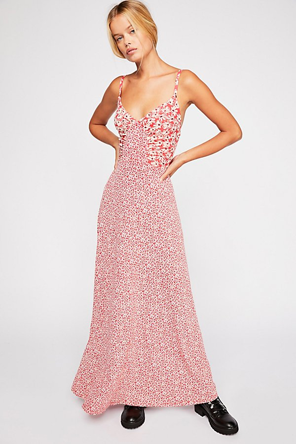Slide View 1: Song of Summer Maxi Dress