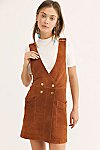 Thumbnail View 1: Canyonlands Suede Pinafore Dress