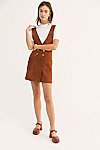 Thumbnail View 4: Canyonlands Suede Pinafore Dress