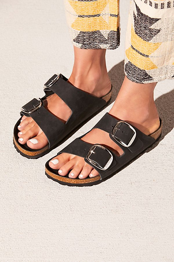 Arizona Big Buckle Birkenstock Sandal Free People