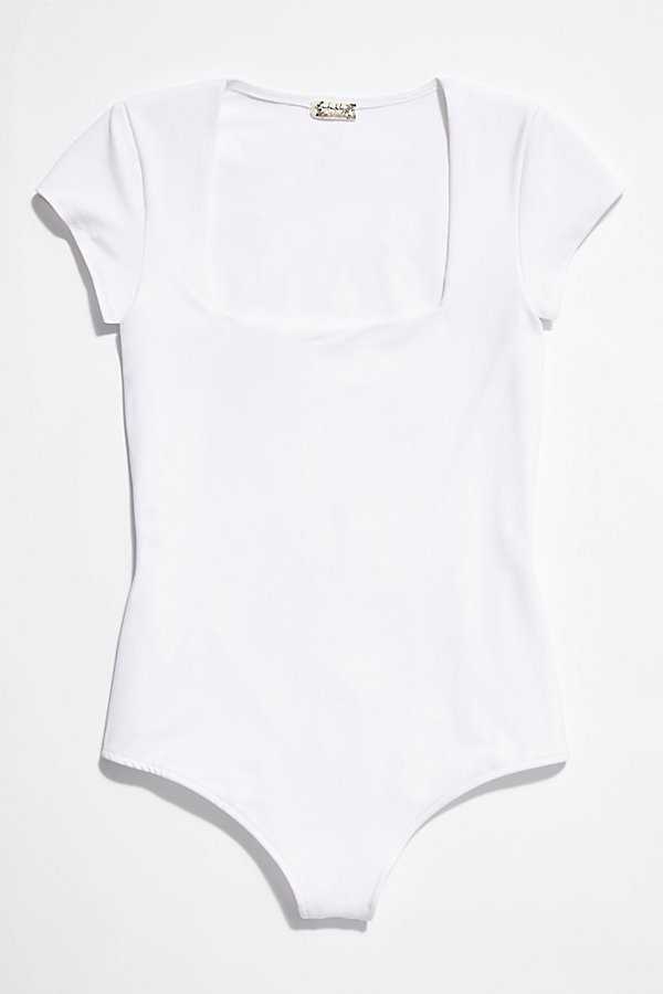 Slide View 6: Fair and Square Neck Bodysuit