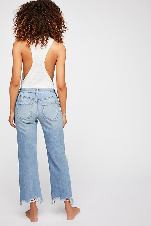 Slide View 2: Maggie Mid-Rise Straight-Leg Jeans
