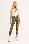 Thumbnail View 1: Belle Printed Skinny Pants