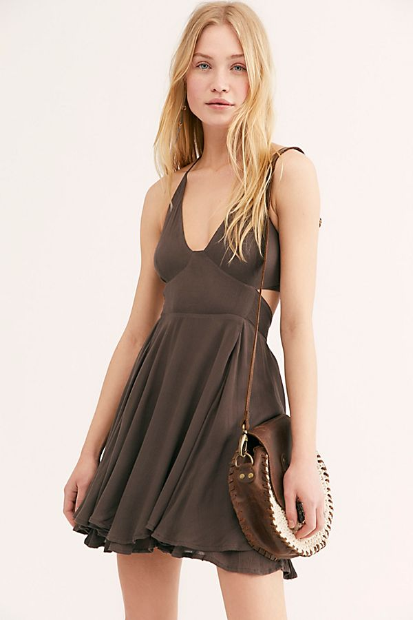 918be35719b2a Lille Mini Dress | Free People UK