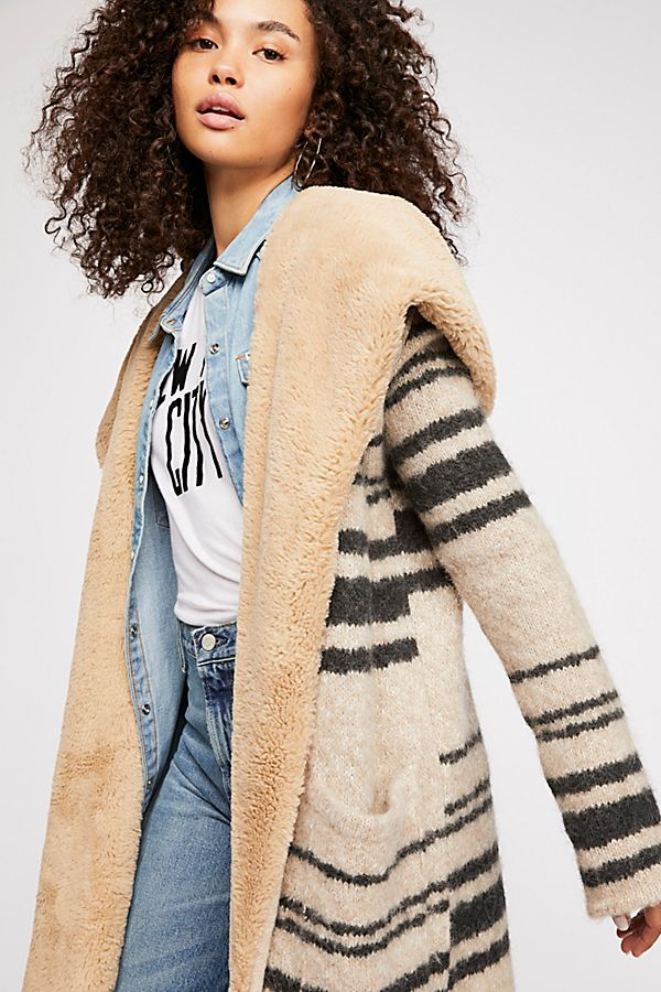 buy sale later size 7 Sweetest Thing Sweater Coat