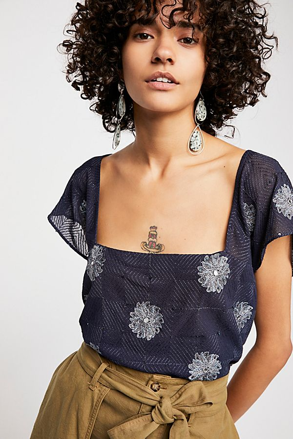 6f6e7b9cb38 Heatwave Embroidered Top | Free People