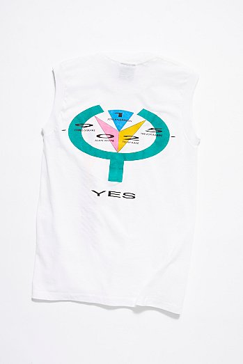 Vintage 1980s Graphic Muscle Tee