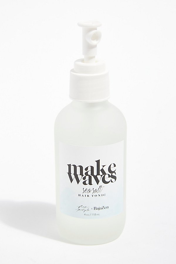 Slide View 2: Free People x BajaZen Make Waves Sea Salt Spray