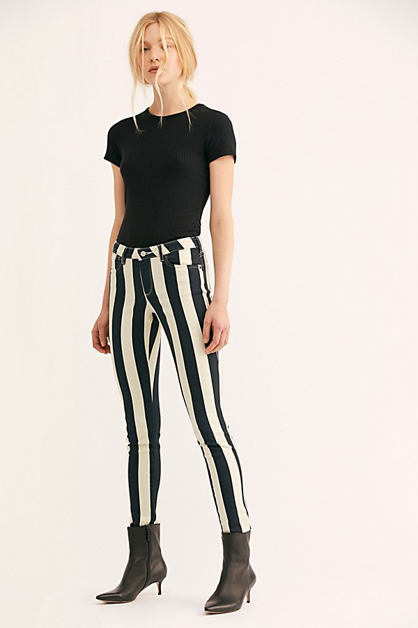 Slide View 1: Scotch & Soda La Bohemienne Skinny Trousers