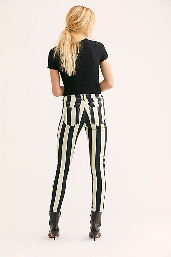 Slide View 2: Scotch & Soda La Bohemienne Skinny Trousers
