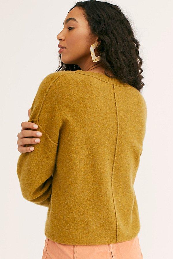 Slide View 4: Break Of Dawn Cashmere Sweater
