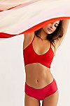 Thumbnail View 1: Barely There Seamless Longline Bra