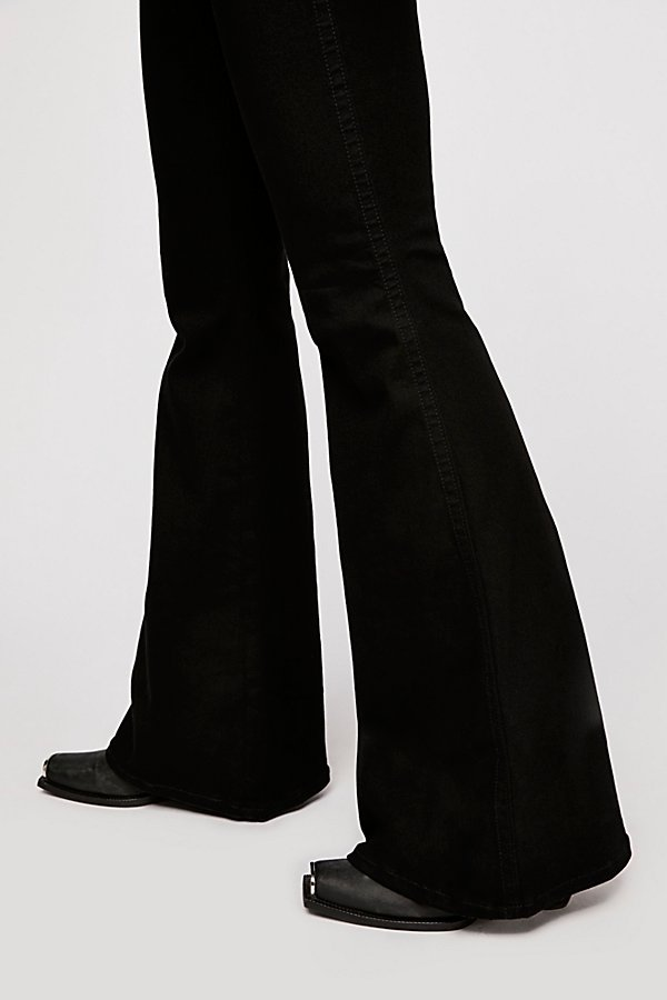 Slide View 4: Brooke Flare Jeans