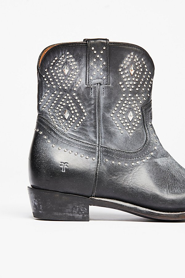 Slide View 3: Billy Stud Western Boot