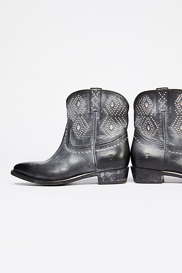 Slide View 4: Billy Stud Western Boot