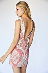 Thumbnail View 2: Brocade Tapestry Mini Dress