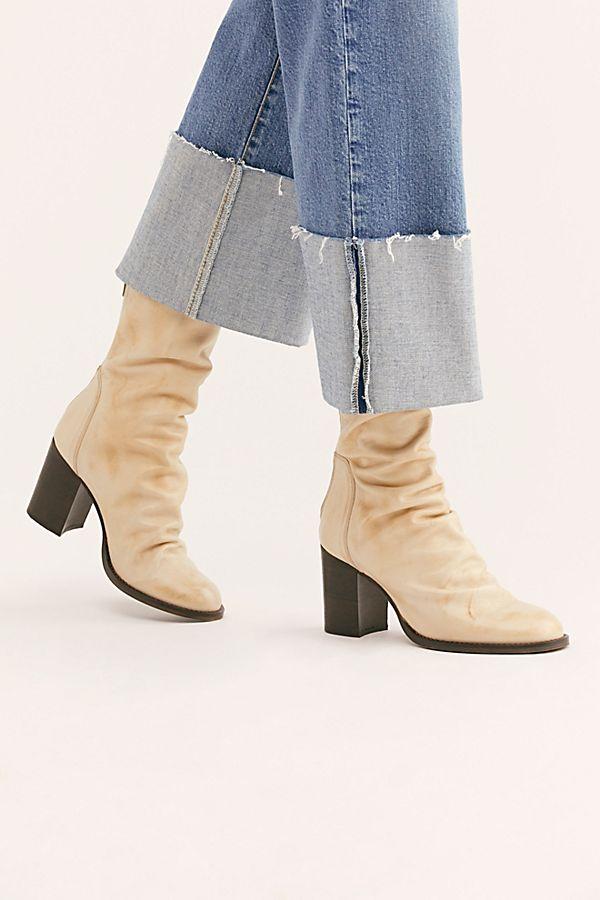 3d710da8522a Slide View 1  Elle Block Heel Boot