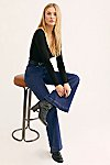 Thumbnail View 1: Rolla's East Coast Flare Jeans