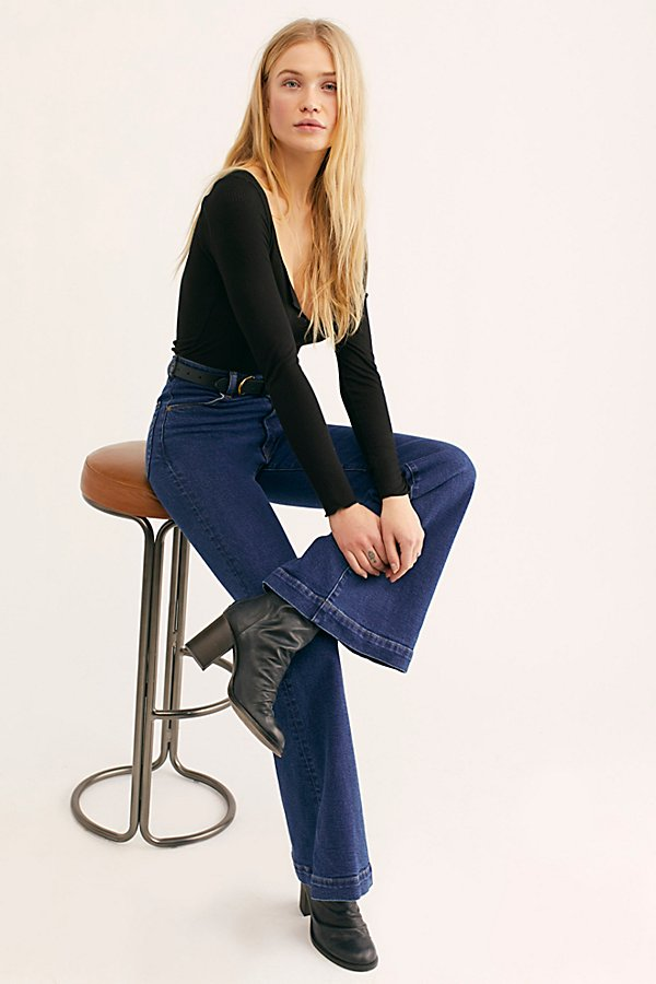 Slide View 1: Rolla's East Coast Flare Jeans