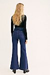 Thumbnail View 3: Rolla's East Coast Flare Jeans