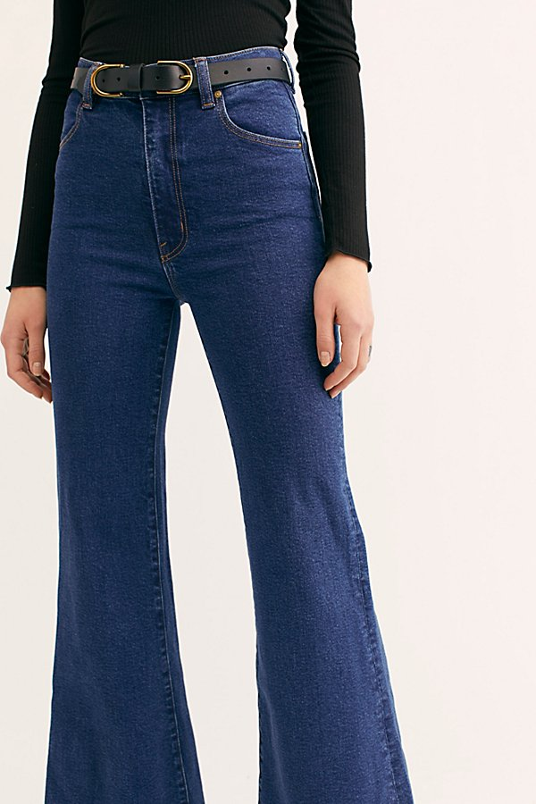 Slide View 4: Rolla's East Coast Flare Jeans
