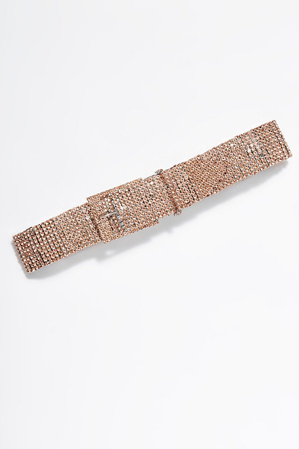 Slide View 3: Farah Rhinestone Belt