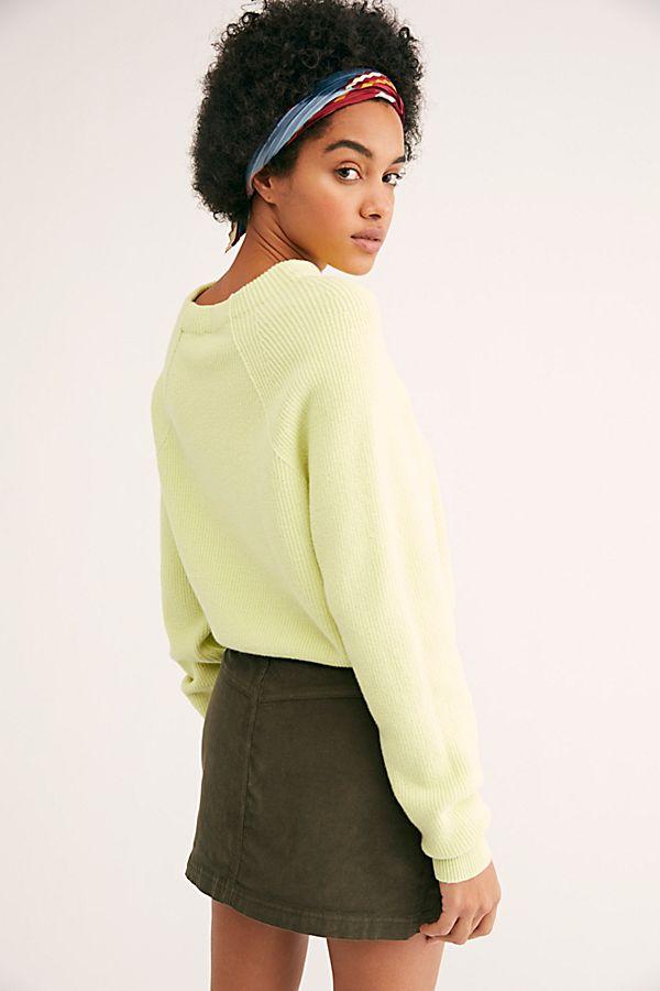 dd4cc78699 Joanie Cord Skirt | Free People UK