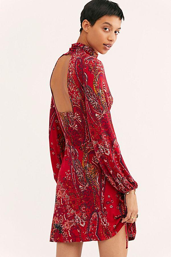 8e9578948496e Slide View 1: All Dolled Up Mini Dress