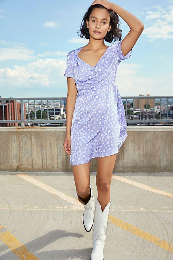 e80101f746af4 Bond Street Mini Dress