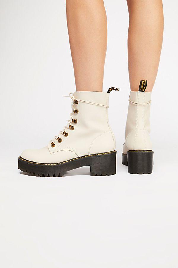 df888fdf0 Slide View 6: Dr. Martens Leona Platform Ankle Boot
