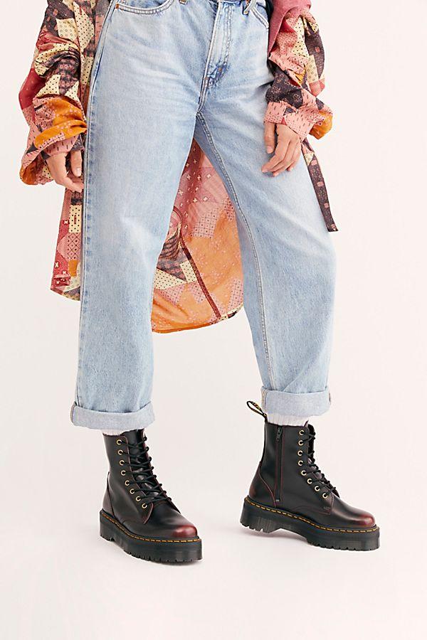 6cd52e1be1a Dr. Martens Jadon Lace-Up Boot