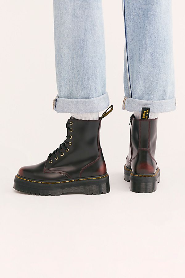 pretty nice crazy price best shoes Dr. Martens Jadon Lace-Up Boot
