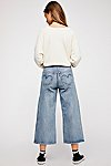 Thumbnail View 5: Levi's High Water Wide-Leg Jeans