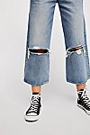 Thumbnail View 7: Levi's High Water Wide-Leg Jeans
