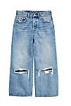 Thumbnail View 8: Levi's High Water Wide-Leg Jeans