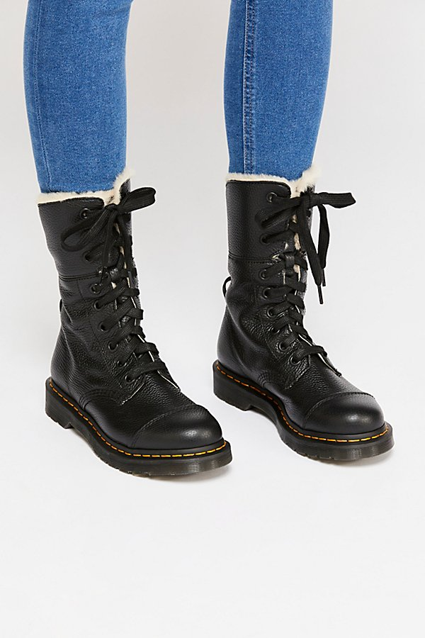 Slide View 2: Dr. Martens Aimlita Lace-Up Boot