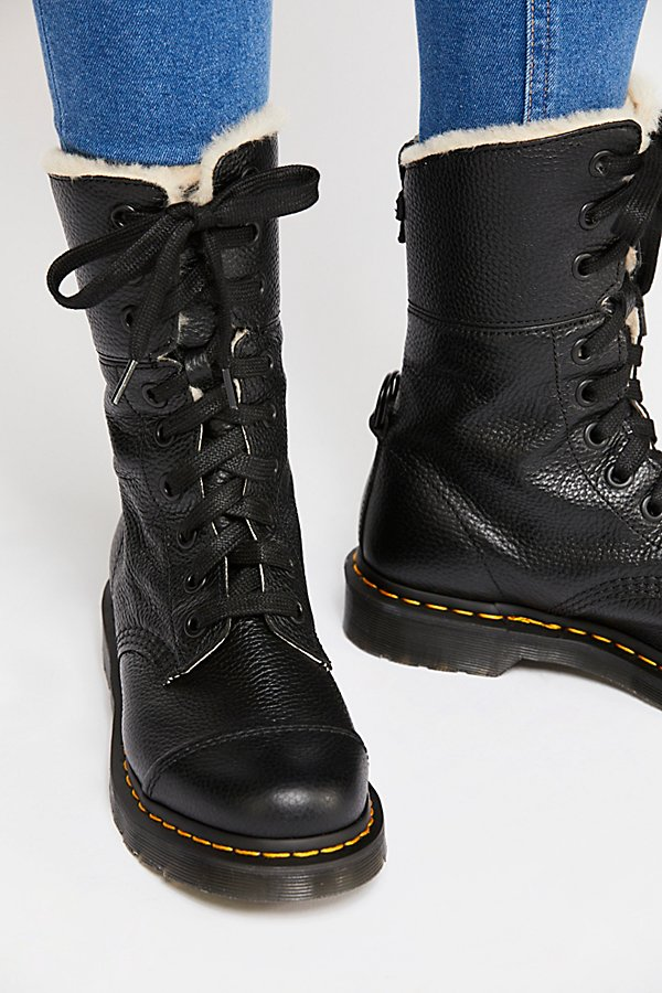 Slide View 3: Dr. Martens Aimlita Lace-Up Boot