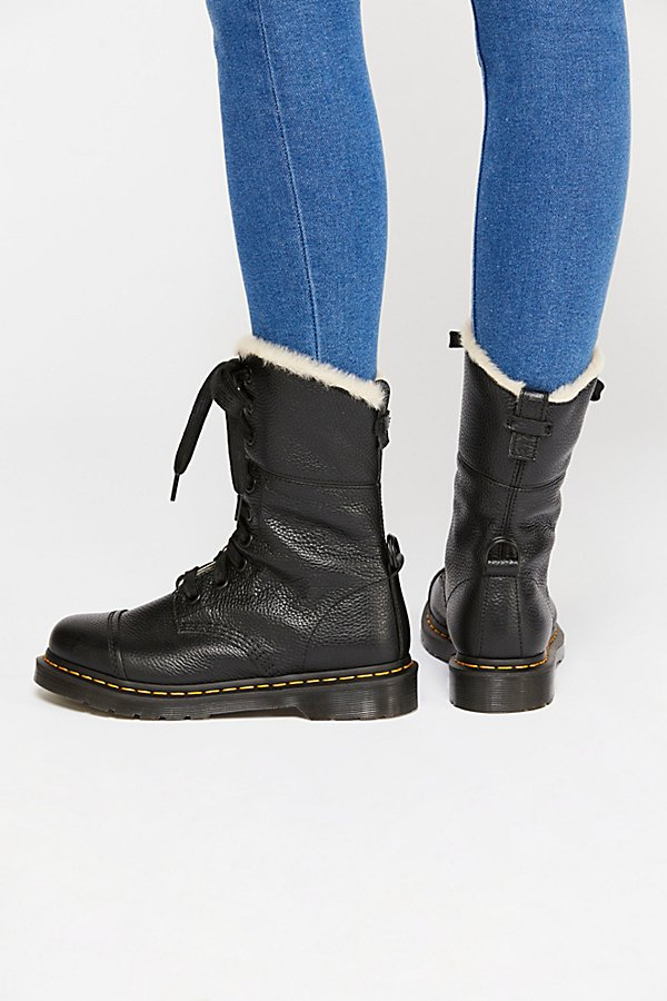 Slide View 4: Dr. Martens Aimlita Lace-Up Boot