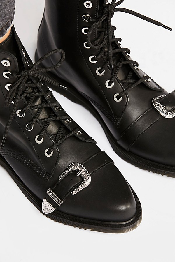 Slide View 3: Dr. Martens Ulima Buckle Boot