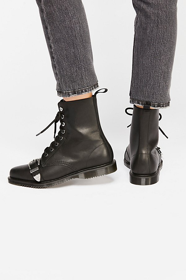 Slide View 4: Dr. Martens Ulima Buckle Boot