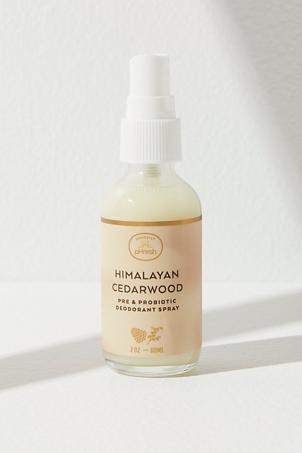 Slide View 2: Honestly pHresh PH Deodorant Spray
