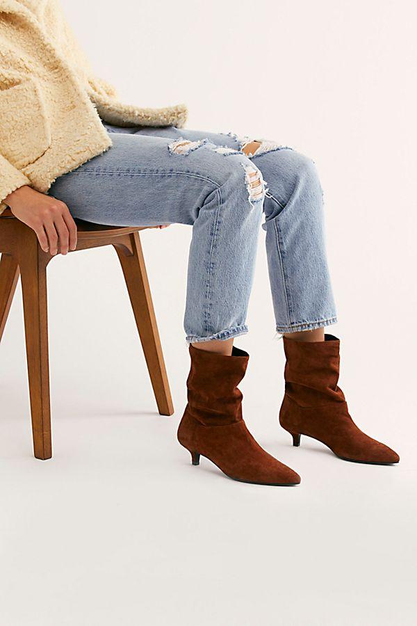 d439e516baf Minna Kitten Heel Boot
