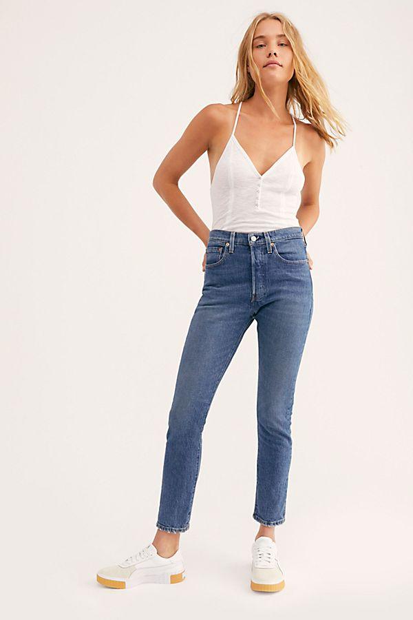 49a1f5b7122 Levi's 501 Skinny Jeans