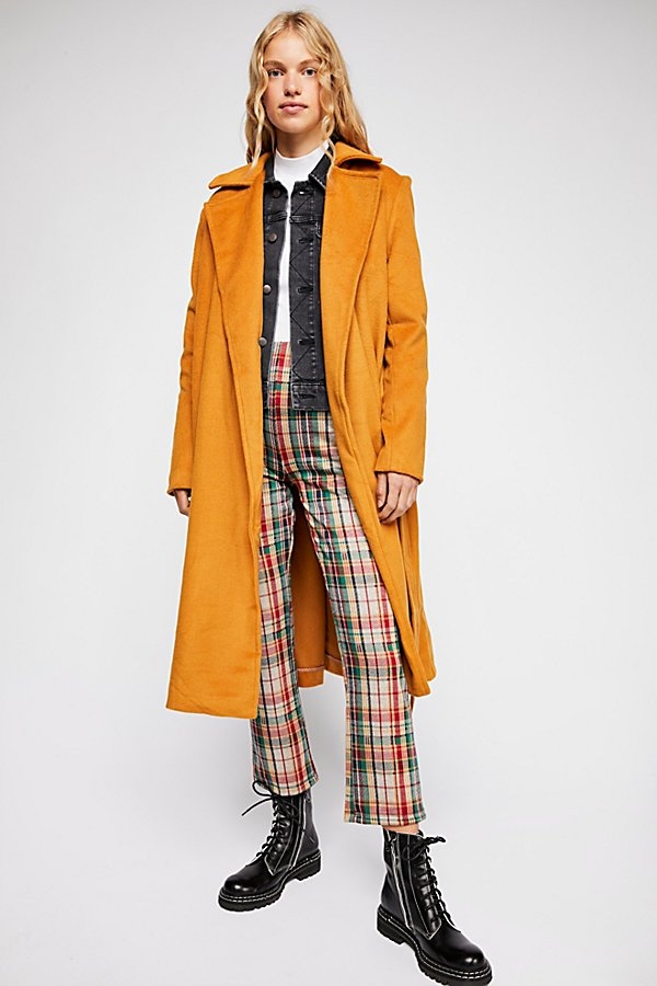 Slide View 2: Sierra Wool Coat